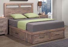 Steel City Condo Bed