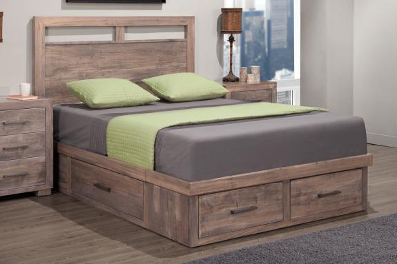 Photo of Steel City Condo Bed