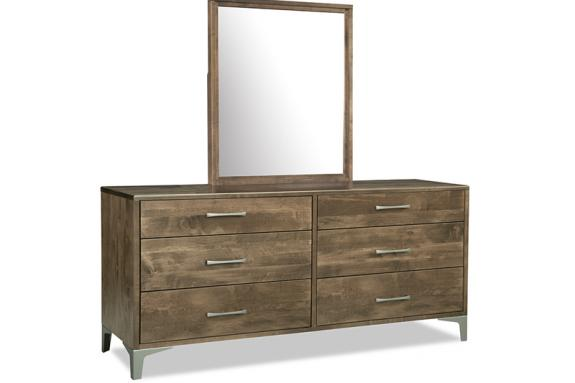 Photo of Laguna 6 Drawer Long Dresser