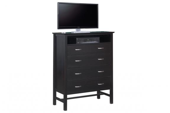 Photo of Brooklyn 4 Drawer TV Hiboy