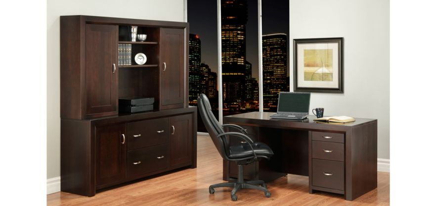 Photo of Hand Crafted Solid Wood Office Furniture
