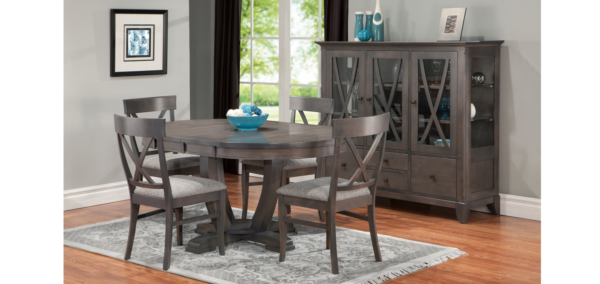 Hand Crafted Solid Wood Dining Room Furniture